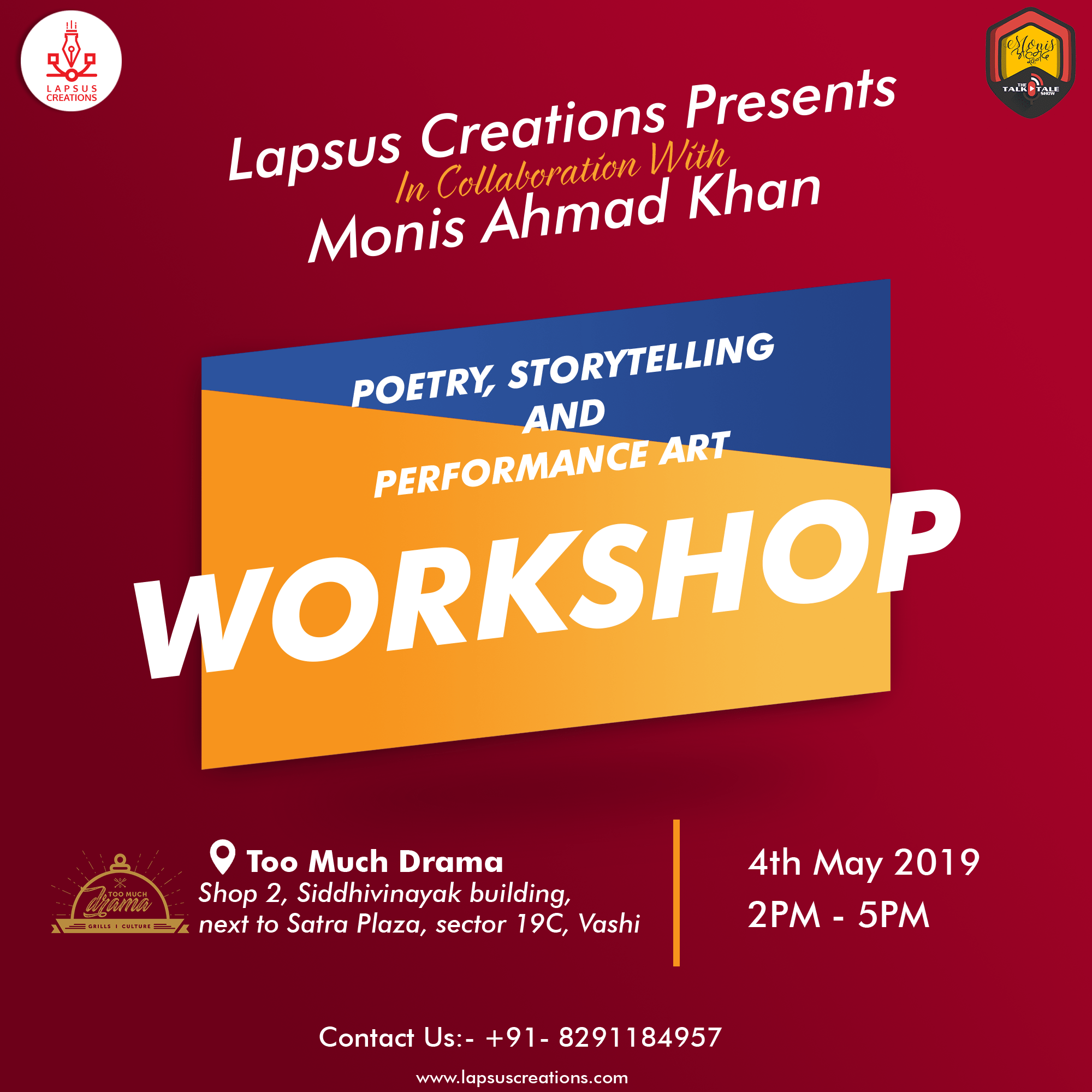 Workshop Monis